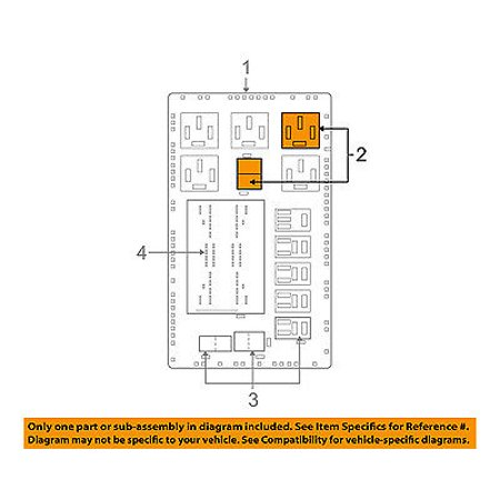Fantastic Jeep Chrysler Oem 05 09 Grand Cherokee 4 7L Fuse Relay Circuit Wiring Cloud Hisonuggs Outletorg