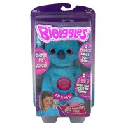 BIGiggles Take-Along, Chat-Back Plush, Talking Stuffed Character, Koala
