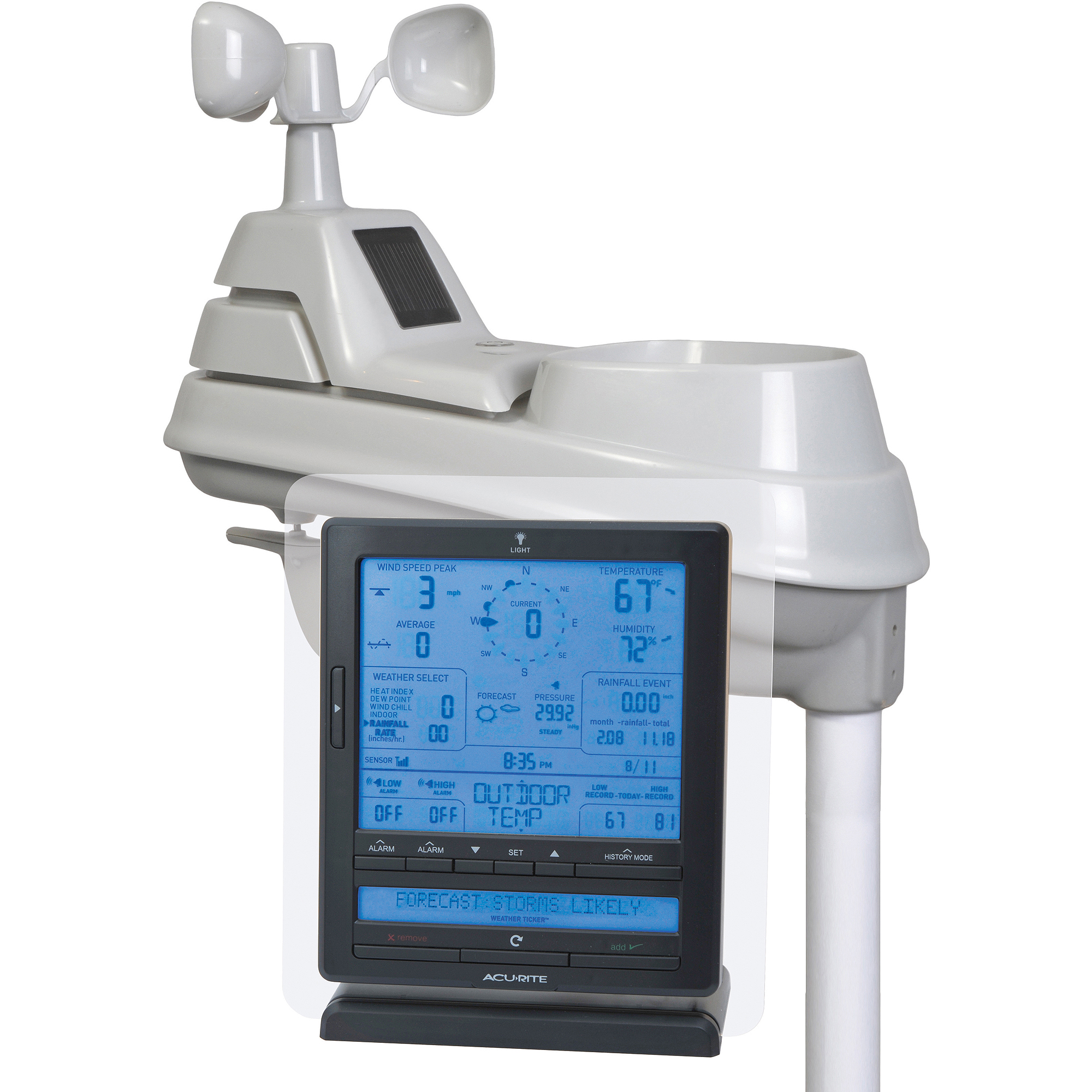 AcuRite Wireless 5-in-1 Pro Weather Center