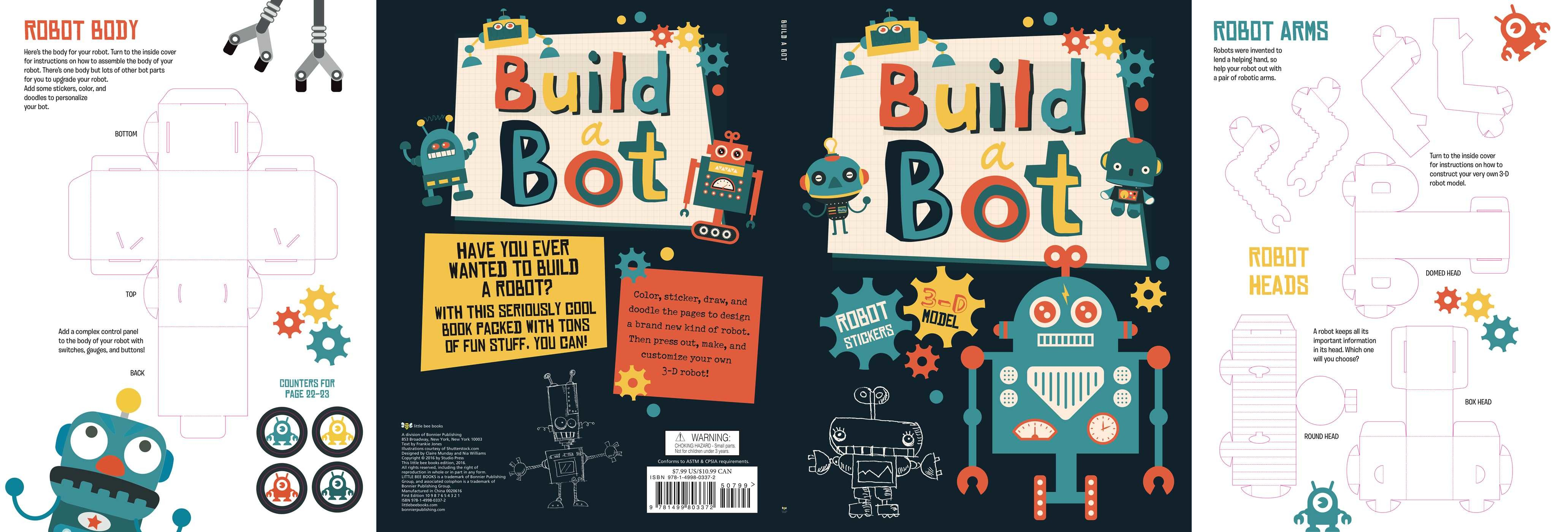 Build a Bot By Frankie Jones