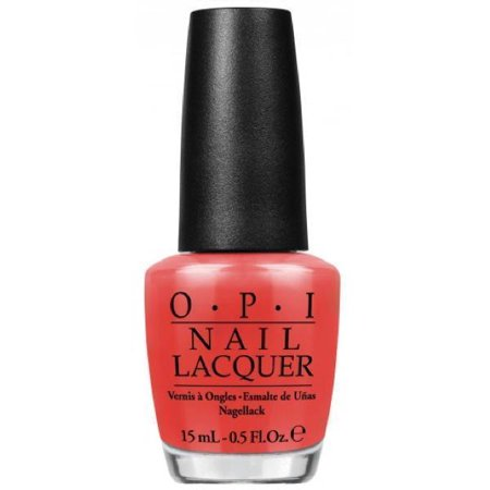 OPI Nail Lacquer Polish .5oz/15mL - Mod-ern Girl B65