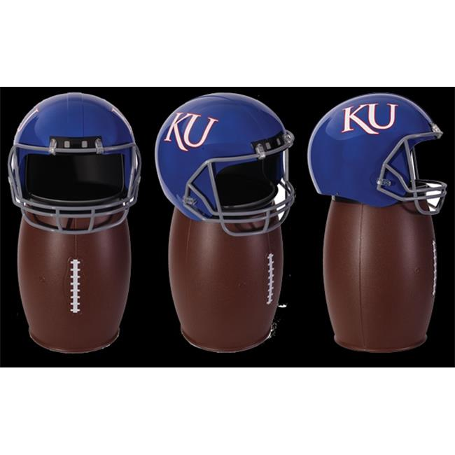 NCAA 81-CGRB21 University of Kansas Collectors Bin