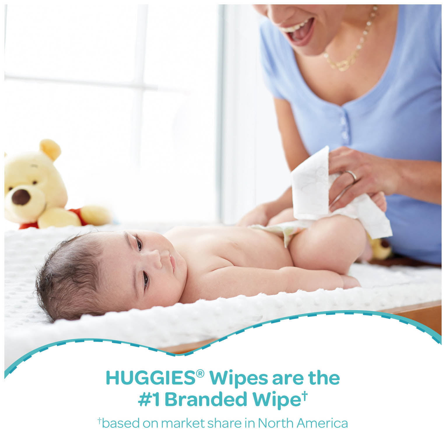 Outdoor travel baby newborn kids wet wipes bag towel box clean carrying case BS