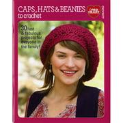 Soho Publishing I Heart Knitting Caps & Hats