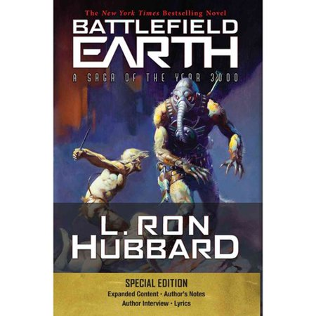 Battlefield Earth: A Saga of the Year 3000 by