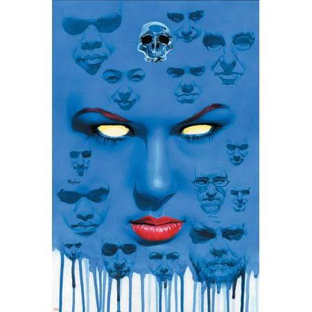 Mystique Jewel - Mystique No.22 Cover: Mystique Poster Wall Art