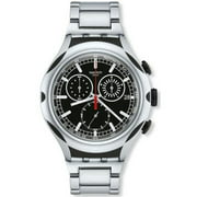 Swatch YYS4000AG 45mm  Aluminium Case Metal Mineral Men's Watch
