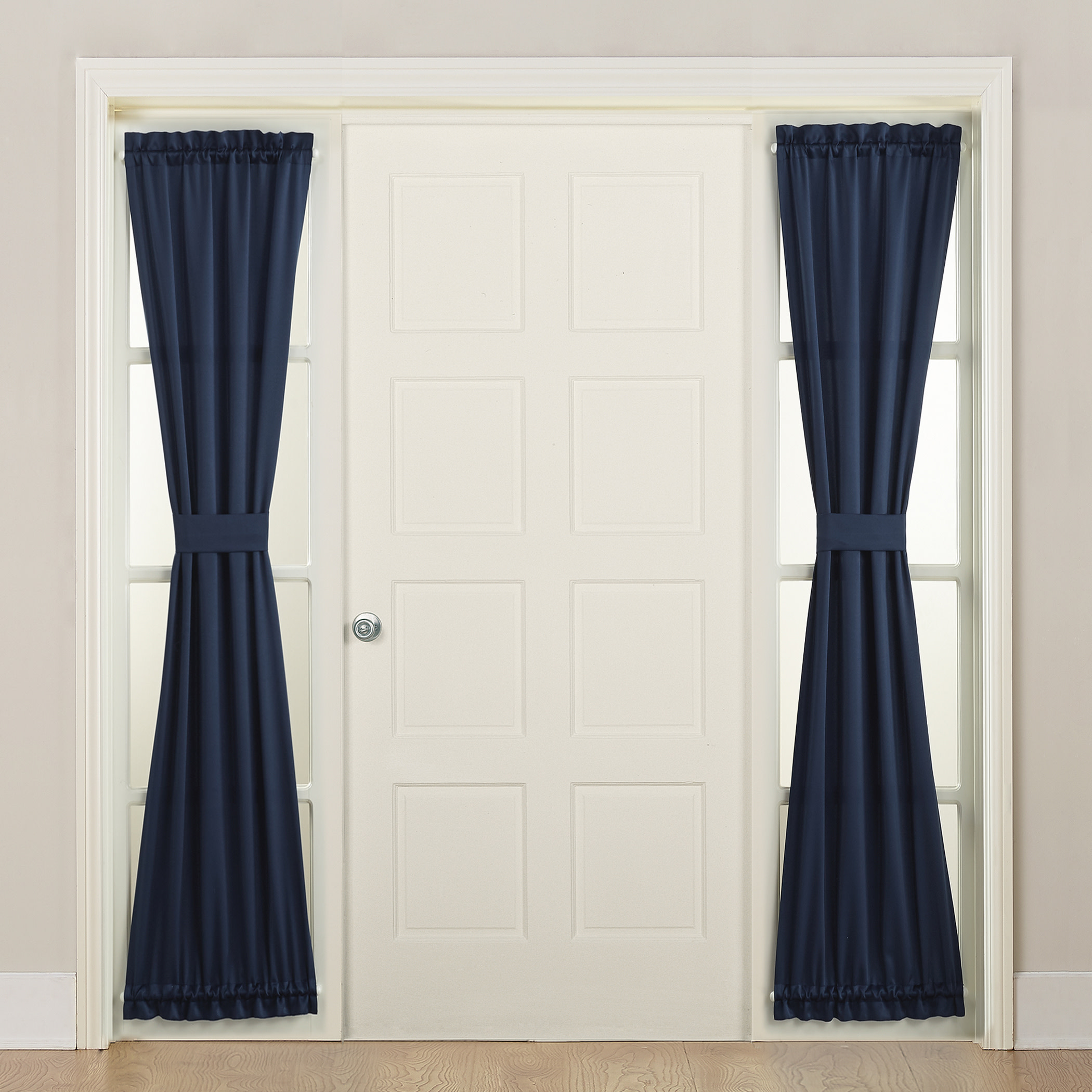 Sun Zero Bartlett Energy Efficient Sidelight Curtain Panel