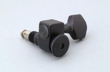 Sperzel 6-in-line Black Locking Tuners by AllParts