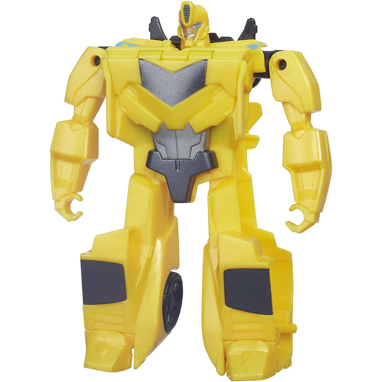 Transformers-hasbro Transformers Rid One Step Bumblebee