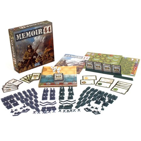 Memoir '44: Board Game  - Days of Wonder DOW 7301