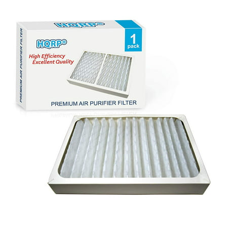 HQRP Air Cleaner Filter for Hunter HEPAtech 30060, 30061, 30126, 30128, 30135 Air Purifiers Compatible with: Hunter HEPAtech 30060, 30061, 30126, 30128, 30135 Air Purifiers, part 30928 Replacement. May come in Retail or OEM packaging.