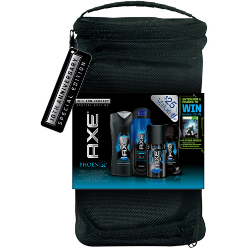 AXE Special Edition Phoenix Gift Set with Bag, 4 pc