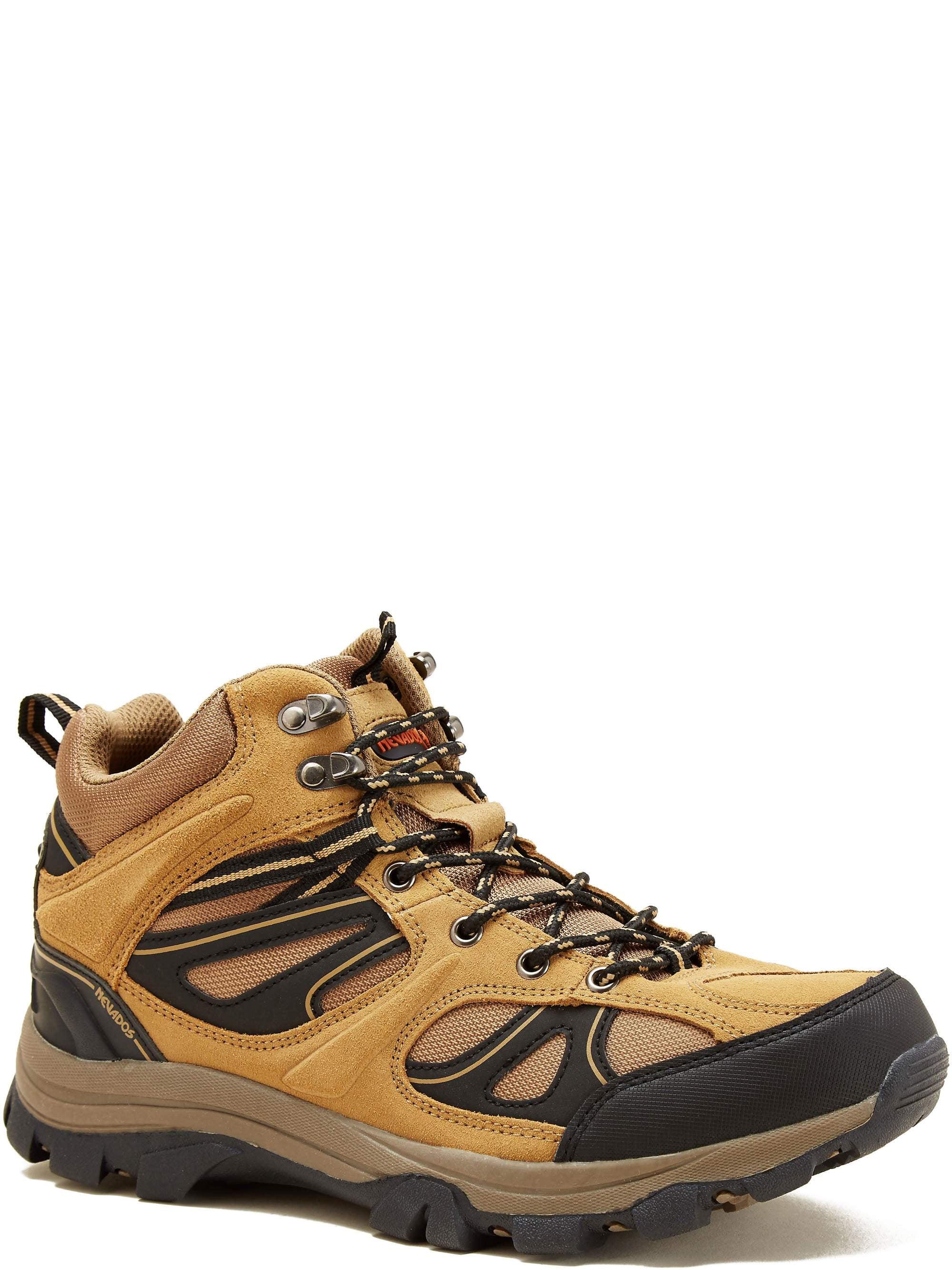 CASTLE 46 Chavez Mens Mid Cut Hiking Boots