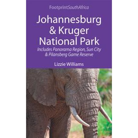 Johannesburg & Kruger National Park: Includes Panorama Region, Sun City and Pilansberg Game Reserve - - Party City Panama City