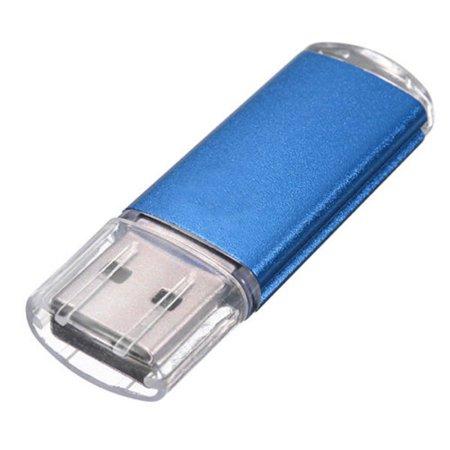 128 GB USB 2.0 Flash Memory Stick Drive Storage Thumb Drive Pen U Disk BLUE