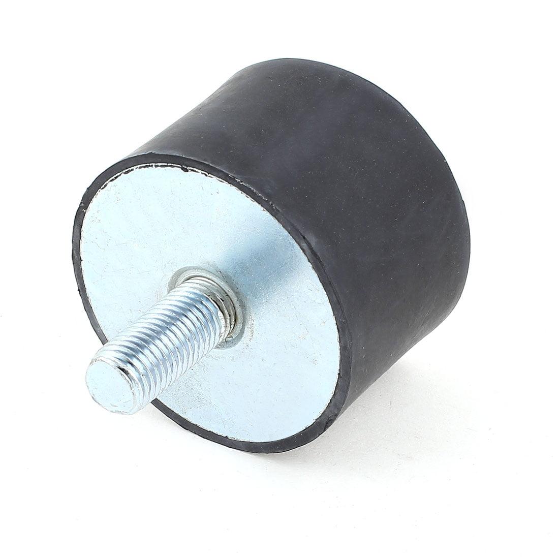 M16 Male Female Anti Vibration Rubber Mounts Isolators 75mm x 50mm