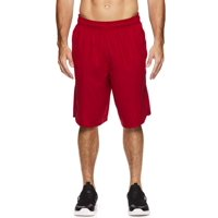 AND1 Men's Woven Polyspan Basketball Shorts