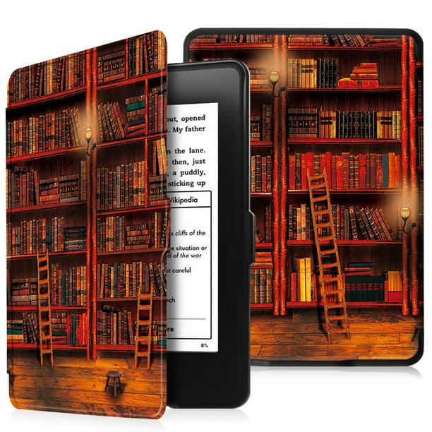Fintie SlimShell Case for Amazon Kindle Paperwhite Gen ...