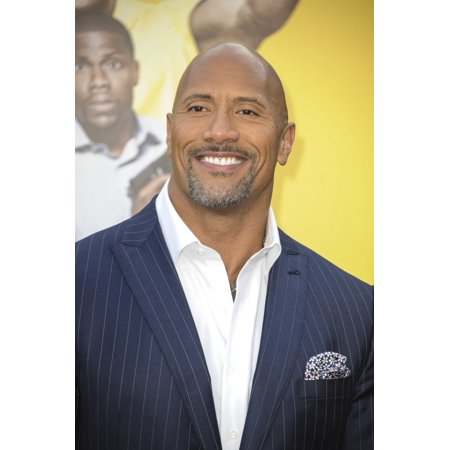 Dwayne Johnson At Arrivals For Central Intelligence Premiere Regency Westwood Village Theatre Los Angeles Ca June 10 2016 Photo By Elizabeth GoodenoughEverett Collection Photo