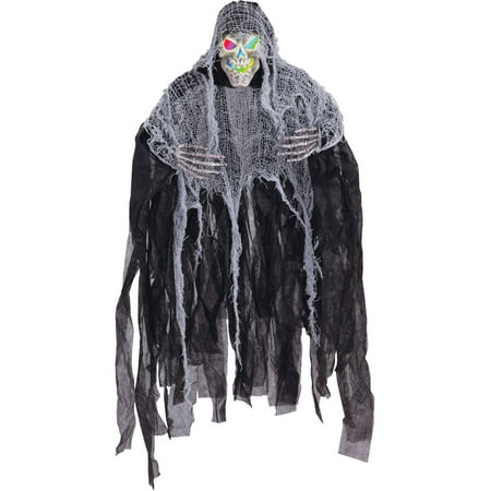 Halloweem Decorations (Hanging Reaper Color Changing Halloween)