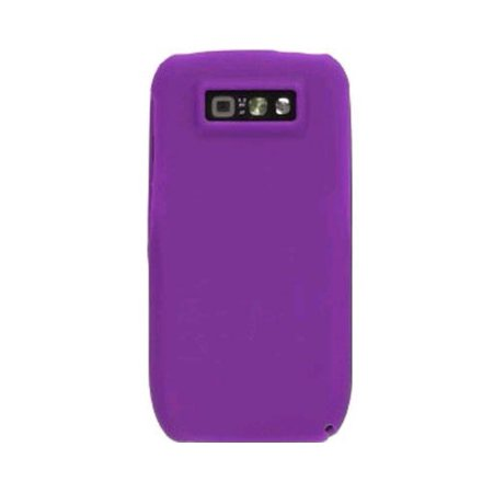 Wireless Solutions Silicone Gel Case for Nokia E71x (Dark