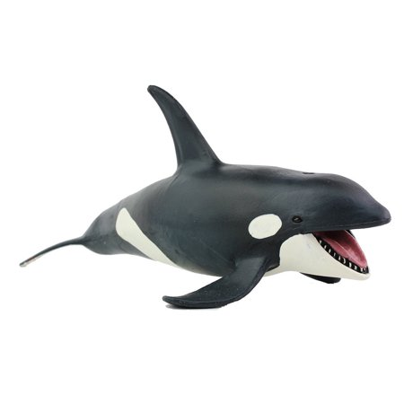 Mosunx Educational Science Toy Simulated Whale Model Kids Children Bath