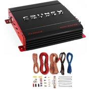 Crunch PX-1000.2 2 Channel 1000 Watt Amp A/B Car Stereo Amplifier + Wiring Kit