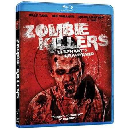 Zombie Killers: Elephants' Graveyard - Harrison Halloween