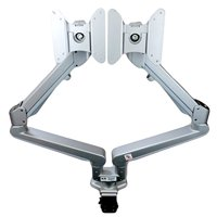 ESI Ergo EDGE2-SLV EDGE-Series Dual Monitor Arm
