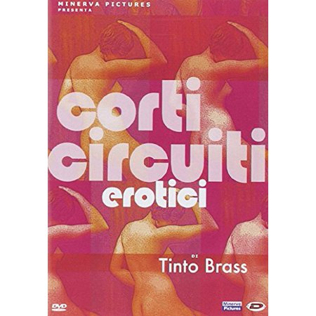 Tinto Brass Presents - Erotic Short Stores (12 Films) - 2-DVD Set ( Julia / A Magic Mirror / I Am The Way You Want Me / Voyeur / Blessed Transgression / Q [ NON-USA FORMAT, PAL, Reg.0 Import - Italy