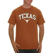 Russell NCAA Texas Longhorns, Men's Classic Cotton T-Shirt
