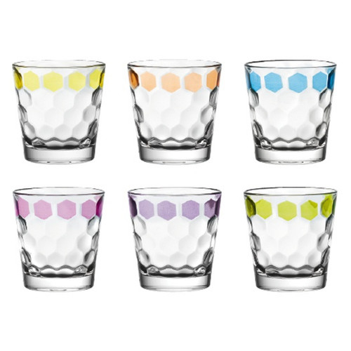 EGO Antibes Old Fashioned Glass (Set of 6)
