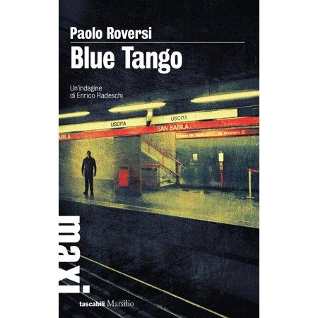 Blue Tango - eBook
