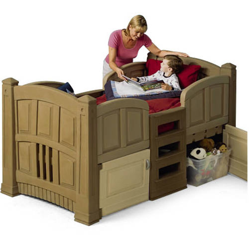 Step2 Lifestyle Twin Bed Walmart Com