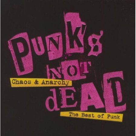 Punks Not Dead: Chaos & Anarchy / Various (CD) - Halloween Punk Rock Music
