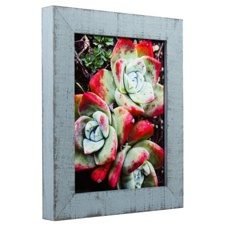 Craig Frames Lancashire, 16 x 22 Inch Rustic Hardwood Picture Frame ...