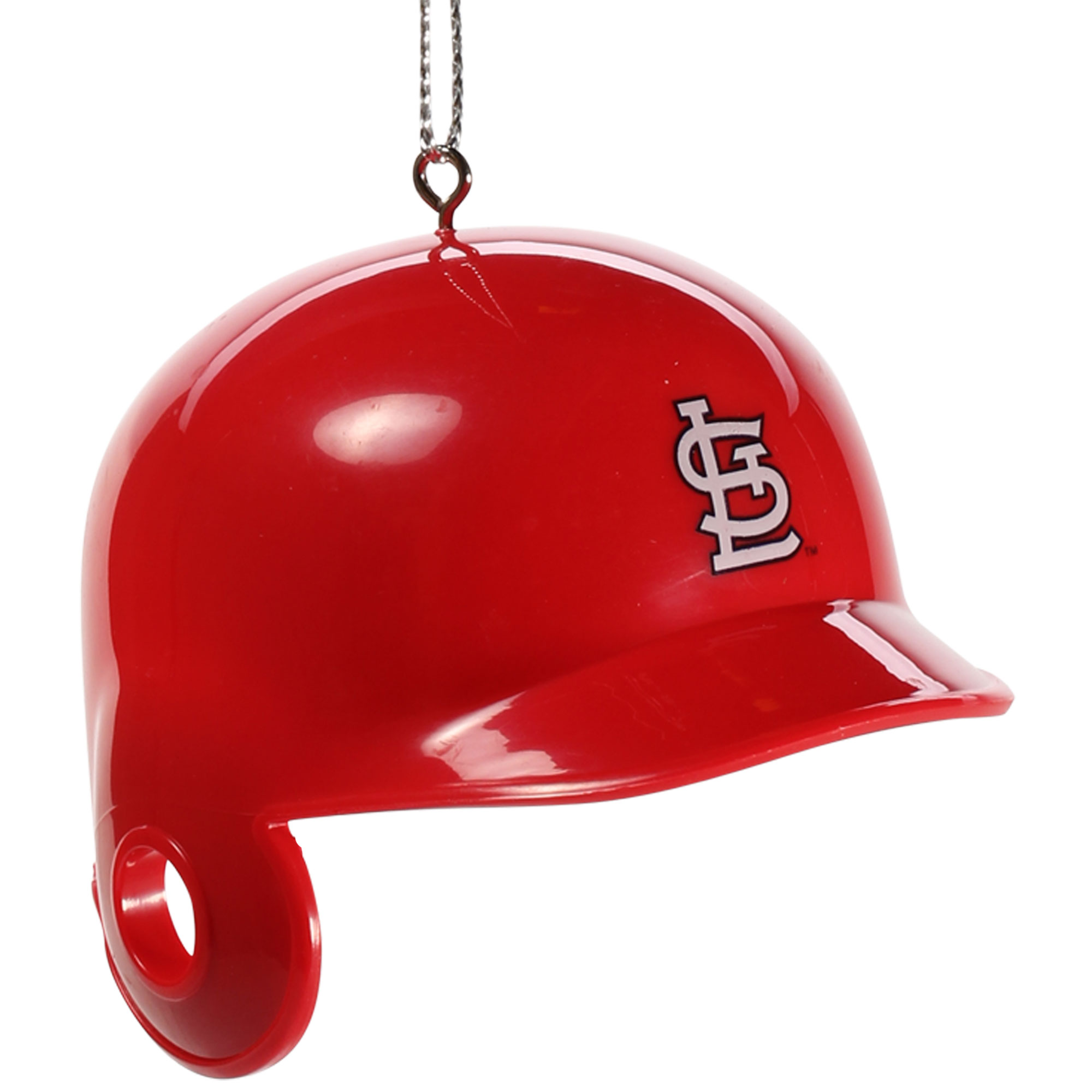 "St. Louis Cardinals 2.5"" Helmet Ornament - No Size"