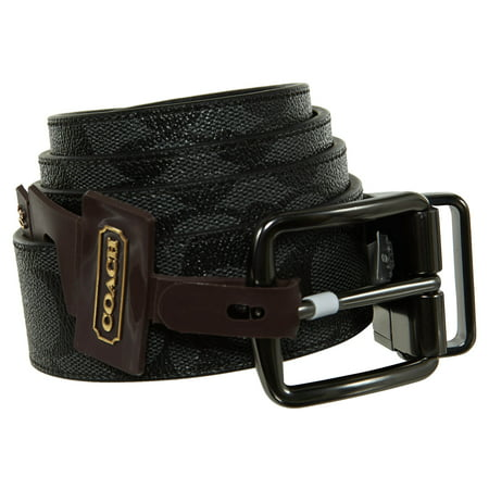 Coach Wide Harness Cut-to-size Reversible Signature  Mens Style : F64839