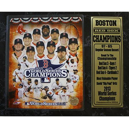 - MLB Boston Red Sox 2013 Champions 12