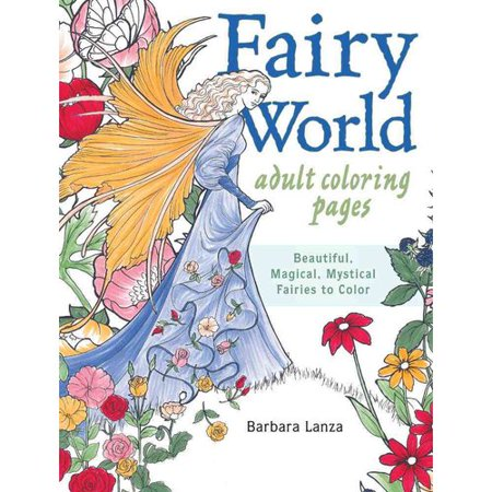fairy world coloring pages beautiful magical mystical fairies to color. Black Bedroom Furniture Sets. Home Design Ideas