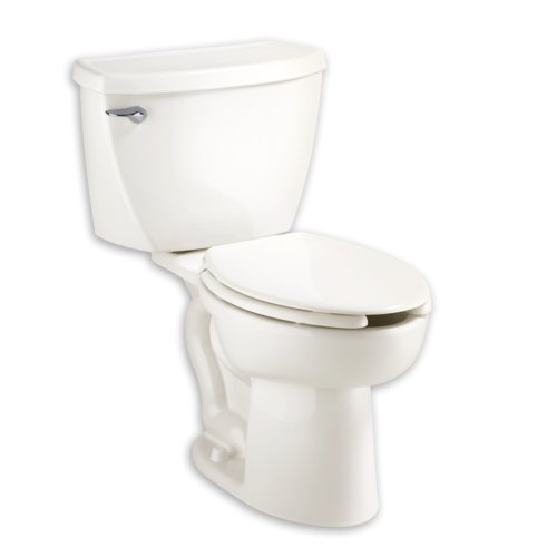 American Standard Cadet Flowise Right Height 1.1 GPF Elongated Two-Piece Toilet