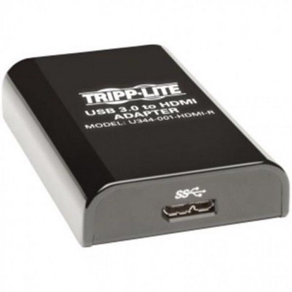 Tripp Lite USB 3.0 to HDMI Adapter