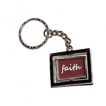 Faith Keychain - Faith New Keychain Ring