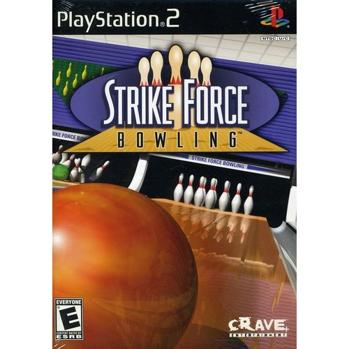 Strike Force Bowling for PlayStation 2