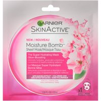 Moisture Bomb Super Hydrating Sheet Mask for Glow-Boosting