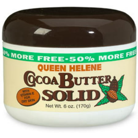 QUEEN HELENE Cocoa Butter Solid 6