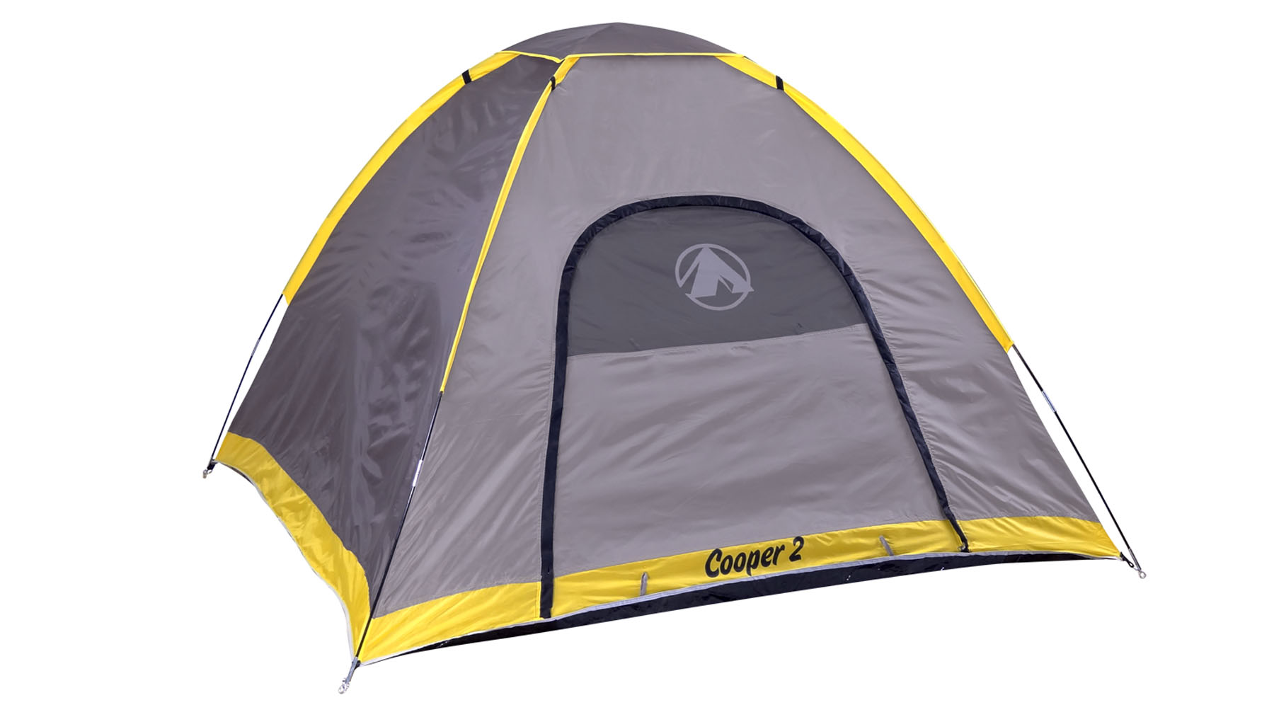 GigaTent Cooper 2 7' x 7' Dome Tent, Sleeps 3 4 by GigaTent