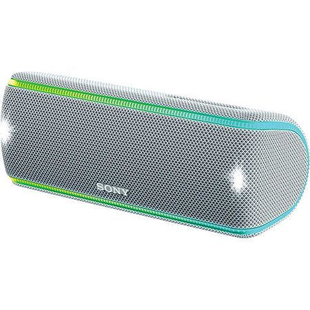 Sony SRSXB31/W Wireless Speaker, White
