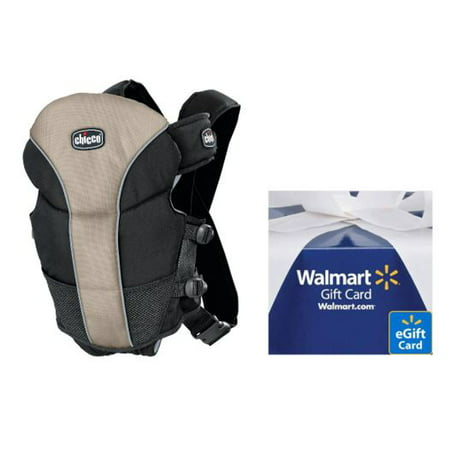 Free $5 eGift Card w/ Chicco Carrier Free $5 eGift Card on Walmart with a purchase of select Chicco carriers.
